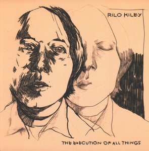 Rilo Kiley ‎/ The Execution Of All Things - LP BUMPED CORNER