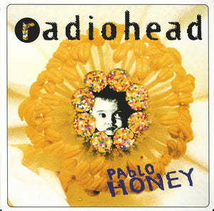 Radiohead ‎/ Pablo Honey - LP