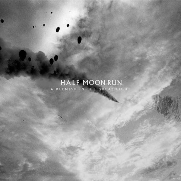 Half Moon Run / A Blemish In The Great Light - LP WHITE?