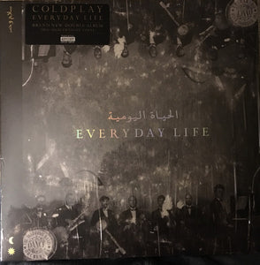 Coldplay / Everyday Life - 2LP