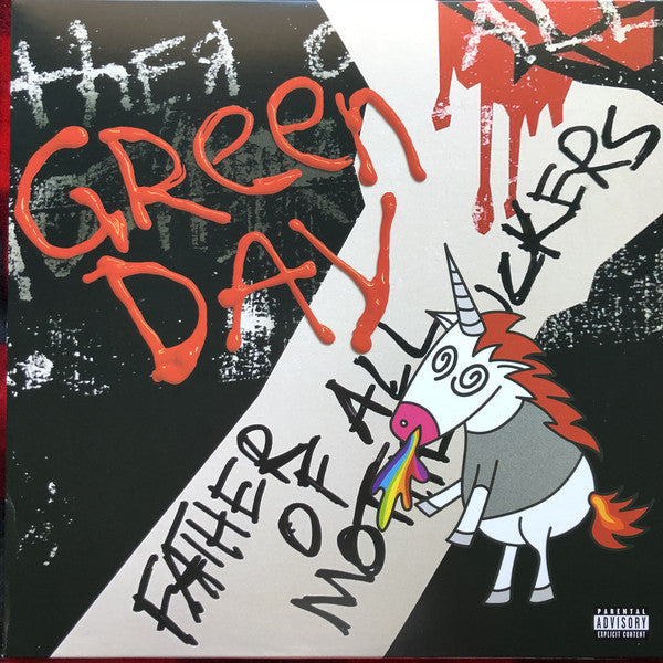 Green Day / Father Of All... (Limited Edition, Neon Pink Vinyl) - LP