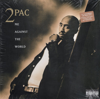 2Pac ‎/ Me Against The World - 2LP