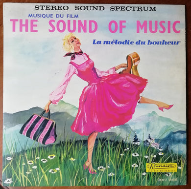 Rodgers And Hammerstein* / Julie Andrews /  The Sound Of Music OST - LP Used