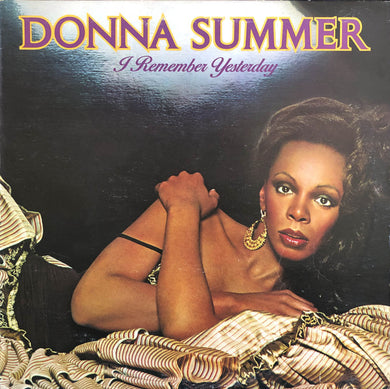 Donna Summer ‎/ I Remember Yesterday - LP Used
