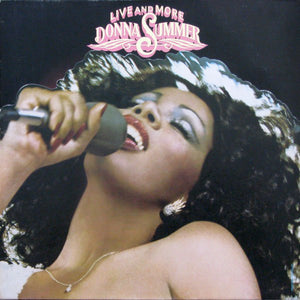 Live And More / Donna Summer - LP (used)