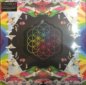 Coldplay ‎/ A Head Full Of Dreams - 2LP DIE CUT SLEEVE