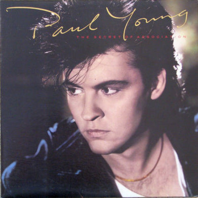 Paul Young ‎/ The Secret Of Association - LP Used