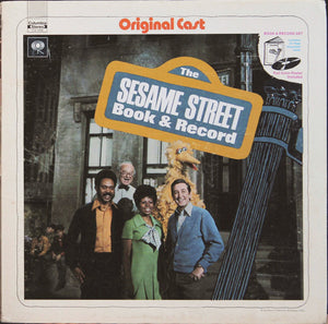 OST / Sesame Street Book & Record - LP (used)