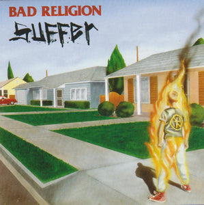Bad Religion ‎/ Suffer - CD
