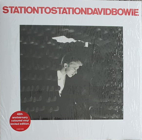 David Bowie ‎/ Station To Station - LP RED
