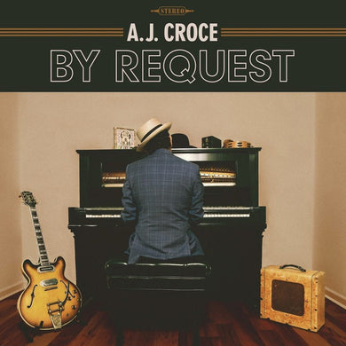 A.J. Croce ‎/ By Request - CD
