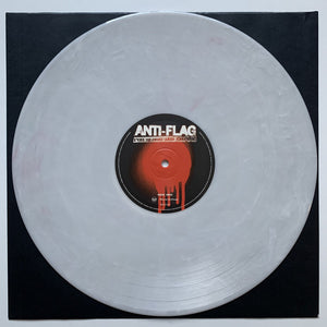 Anti-Flag ‎/ For Blood And Empire - LP white