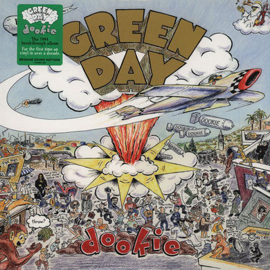 Green Day ‎/ Dookie - LP