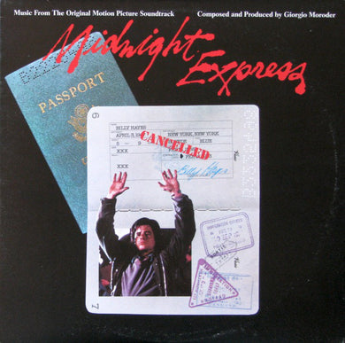 Giorgio Moroder ‎/ Midnight Express (OST) - LP Used