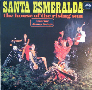 Santa Esmeralda Starring Jimmy Goings ‎/ The House Of The Rising Sun - LP Used