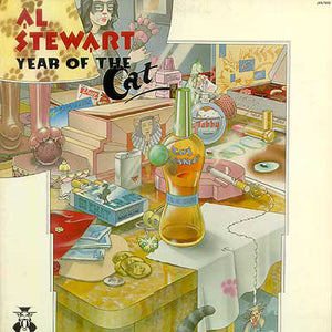 Al Stewart ‎/ Year Of The Cat - LP Used