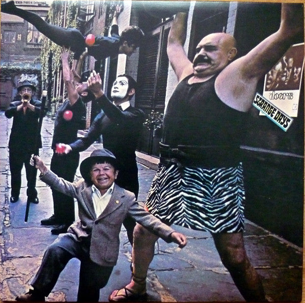 The Doors / Strange Days - LP