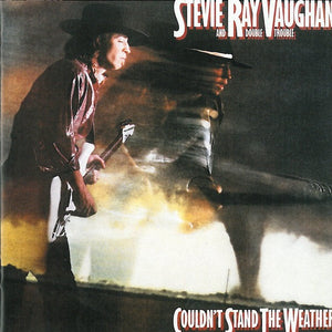 Stevie Ray Vaughan and The Double Trouble / Couldn't stand the weather - LP