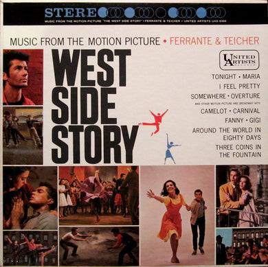 Ferrante & Teicher ‎/ Music From The Motion Picture West Side Story And Other Motion Picture And Broadway Hits - LP Used