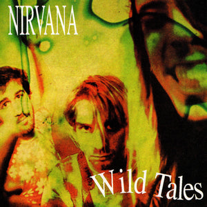 Nirvana ‎/ Wild Tales - CD Used