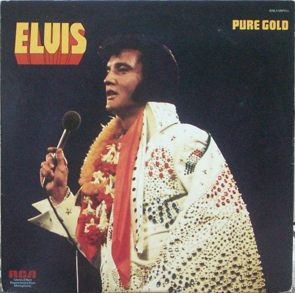 Elvis Presley / Pure Gold - LP (Used)