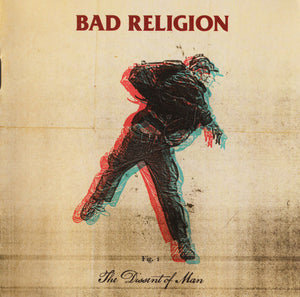 Bad Religion ‎/ The Dissent Of Man - CD