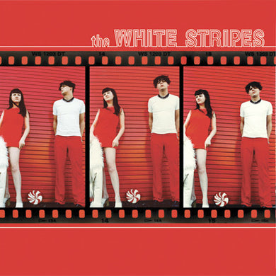 The White Stripes ‎/ The White Stripes - LP