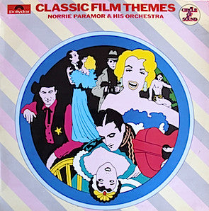 Norrie Paramor & His Orchestra / Classic Film Themes - LP (Used)
