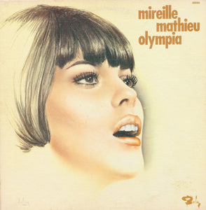 Mireille Mathieu ‎/ Olympia - LP Used