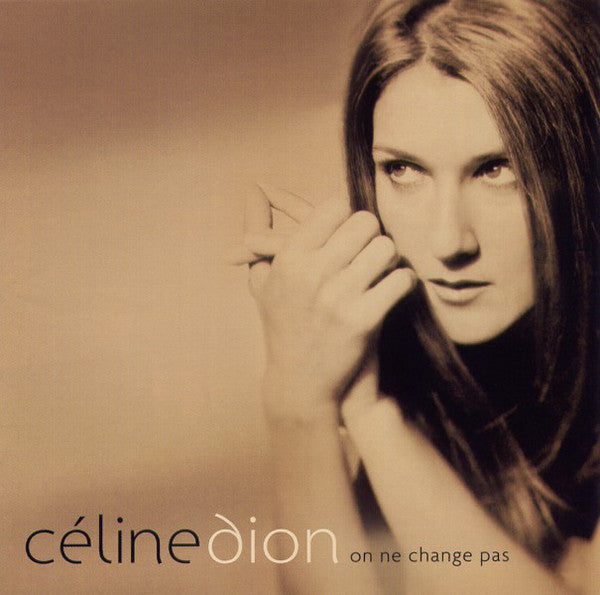 Céline Dion / On Ne Change Pas - 2CD