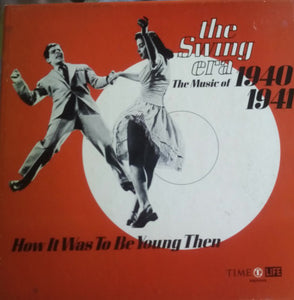 Various ‎/ The Swing Era: The Music Of 1940-1941 (Time Life Records) - 3LP (used)