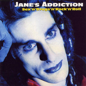 Jane's Addiction ‎/ Sex'n'Drugs'n'Rock'n'Roll - CD Used