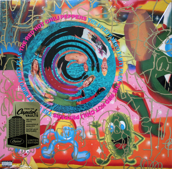 Red Hot Chili Peppers / The Uplift Mofo Party Plan - LP
