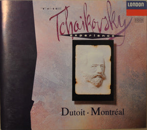 Dutoit, OSM Montréal ‎/ The Tchaikovsky Experience - 5 CD Used