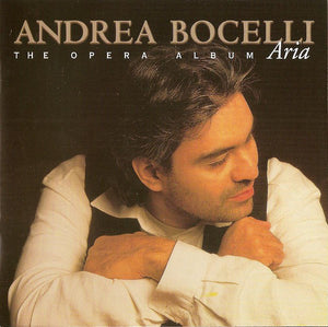 Andrea Bocelli ‎/ Aria The Opera Album - CD Used