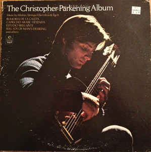 Christopher Parkening / The Christopher Parkening Album - LP (used)
