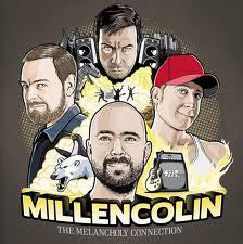 Millencolin ‎/ The Melancholy Connection - CD+DVD