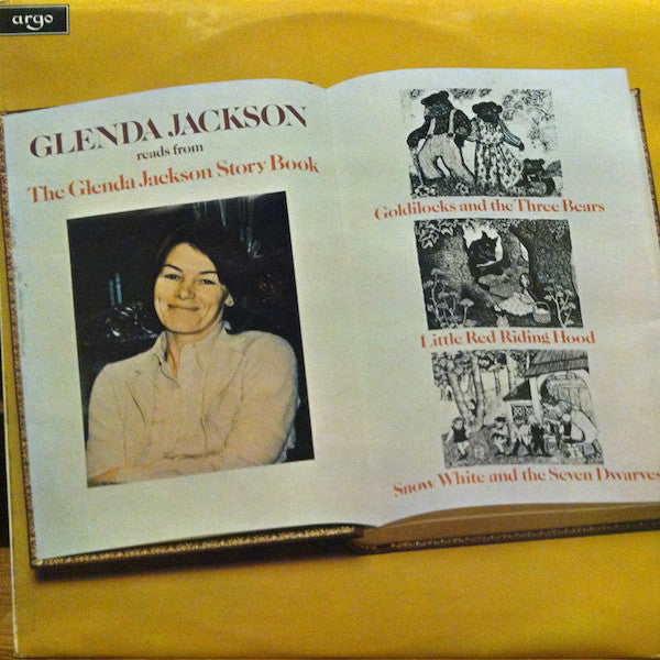Glenda Jackson / The Glenda Jackson Story Book - LP (used)