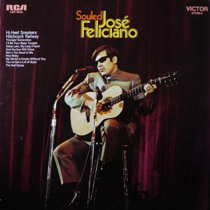 José Feliciano / Souled - LP (used)