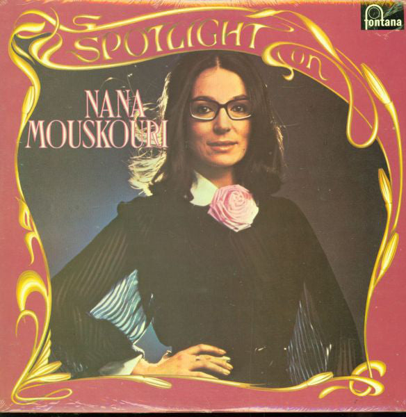 Nana Mouskouri / Spotlight On - LP (used)