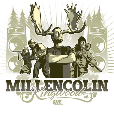 Millencolin ‎/ Kingwood - CD
