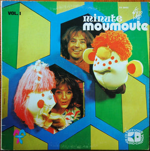 Minute Moumoute / Minute Moumoute Vol. 1 - LP (used)