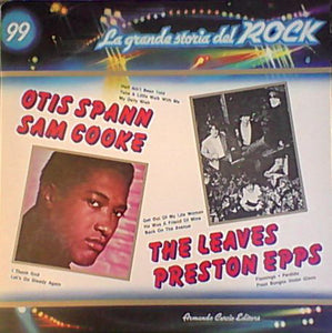 La Grande Storia Del Rock / Otis Spann / Sam Cooke / The Leaves / Preston Epps - LP (used)