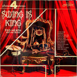 Ted Heath And His Music / Swing King - LP (used)