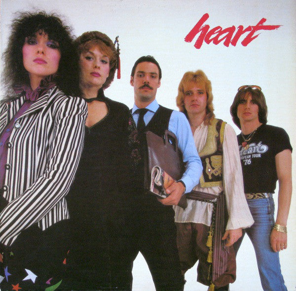 Heart / Greatest Hits, Live - 2LP (Used)