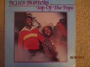 The Blues Busters ‎/ Top Of The Pops - LP (used)
