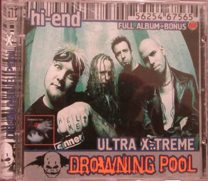Drowning Pool (2) + Reveille ‎/ Sinner / Laced (Hi-End Ultra X-Treme)(Full Album+Bonus) - CD Used