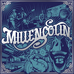 Millencolin ‎/ Machine 15 - CD