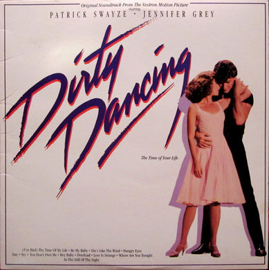 Various ‎– Original Soundtrack / Dirty Dancing - LP Used