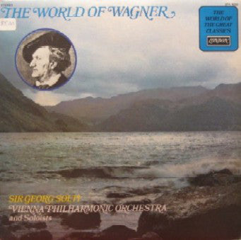 Georg Solti / The World Of Wagner - LP (used)